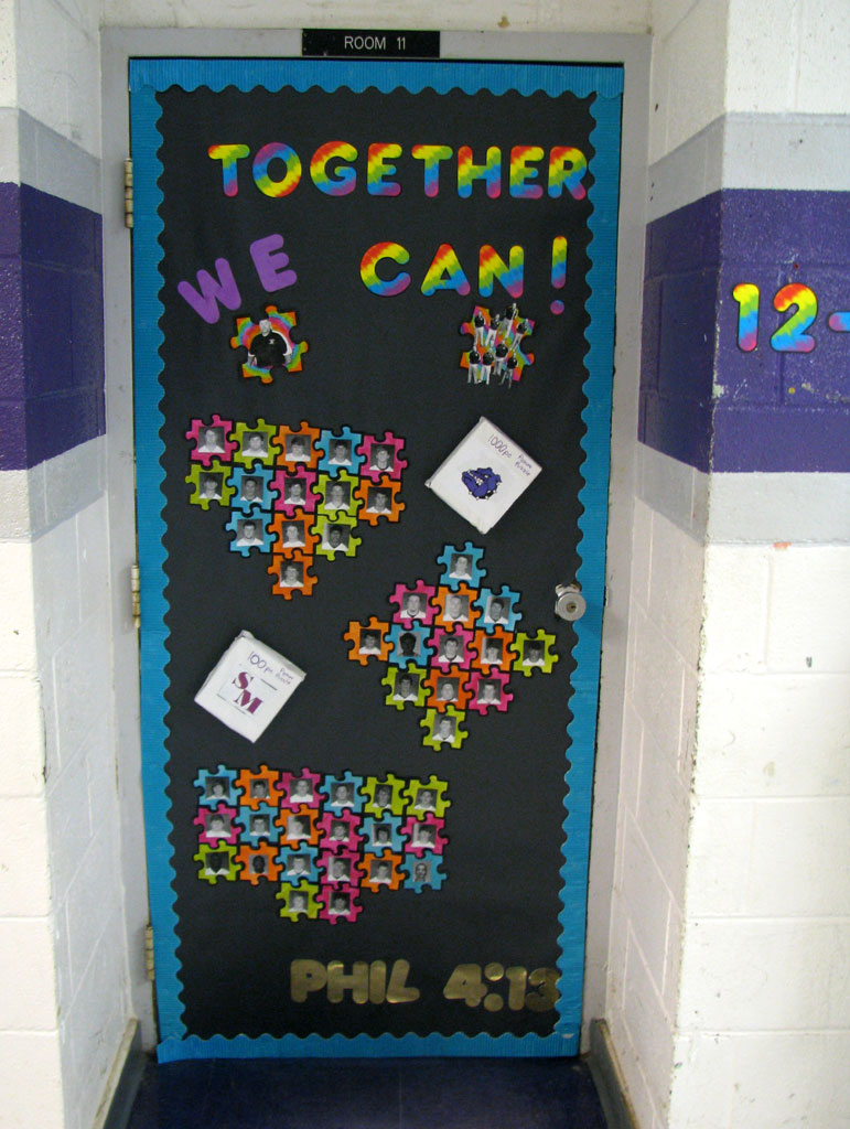Classroom Decorating Themes High School ~ Classroom door decoration ideas for high school